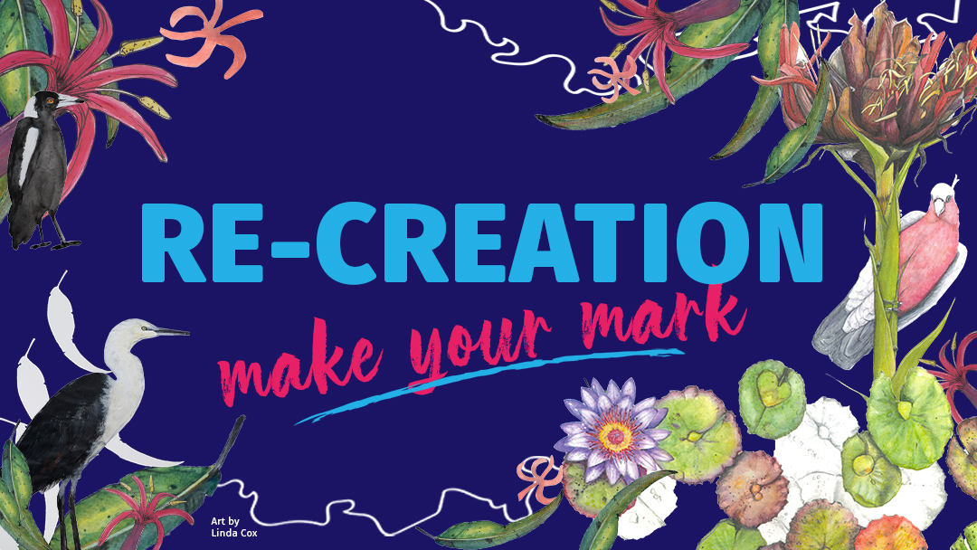 Re-creation library CREATE activity